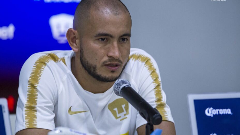 Carlos Gonzalez Pumas