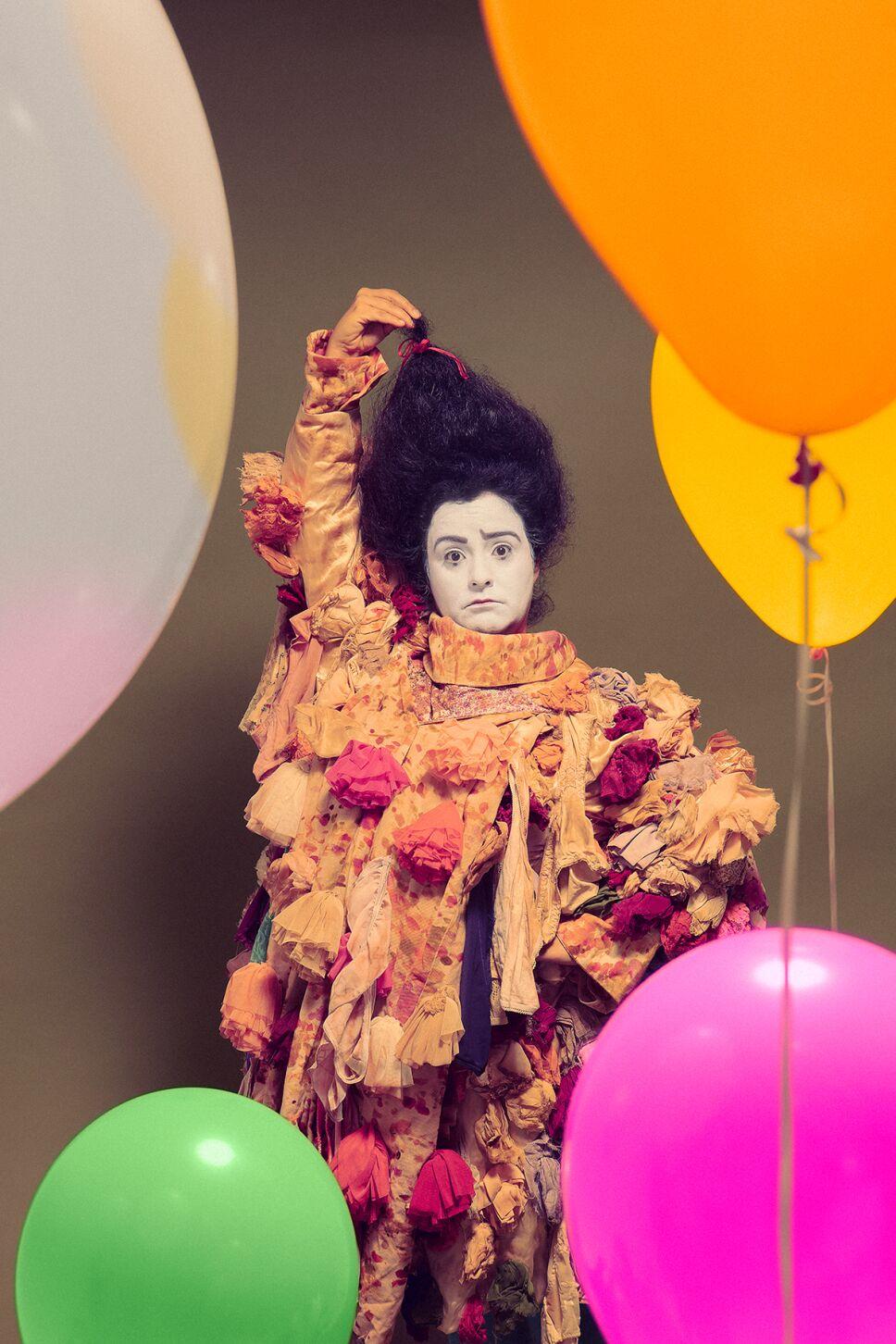Chula The Clown