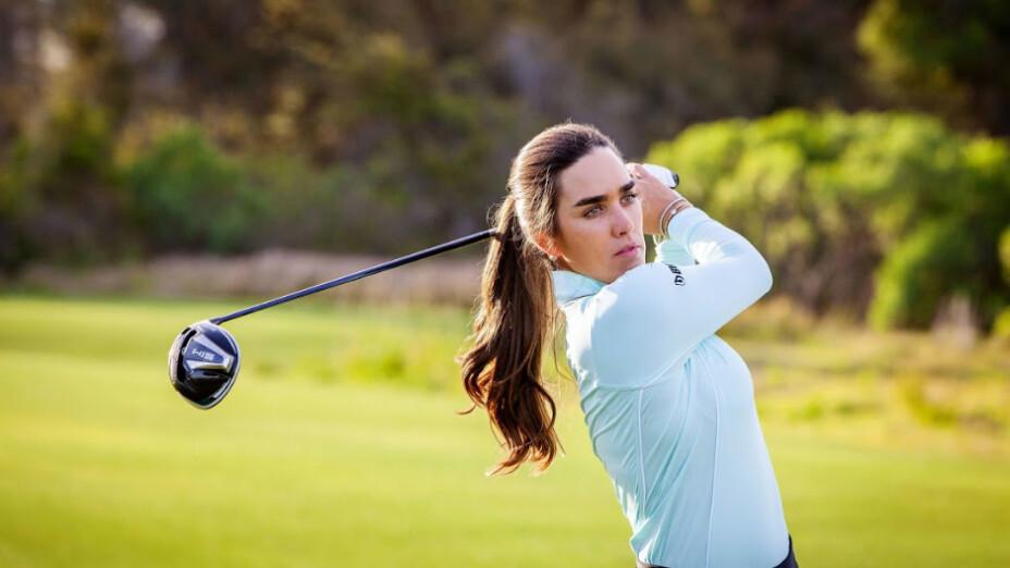 El día de ayer María Fassi obtuvo su mejor resultado hasta el momento en la LPGA