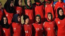 Futbolistas Afganas