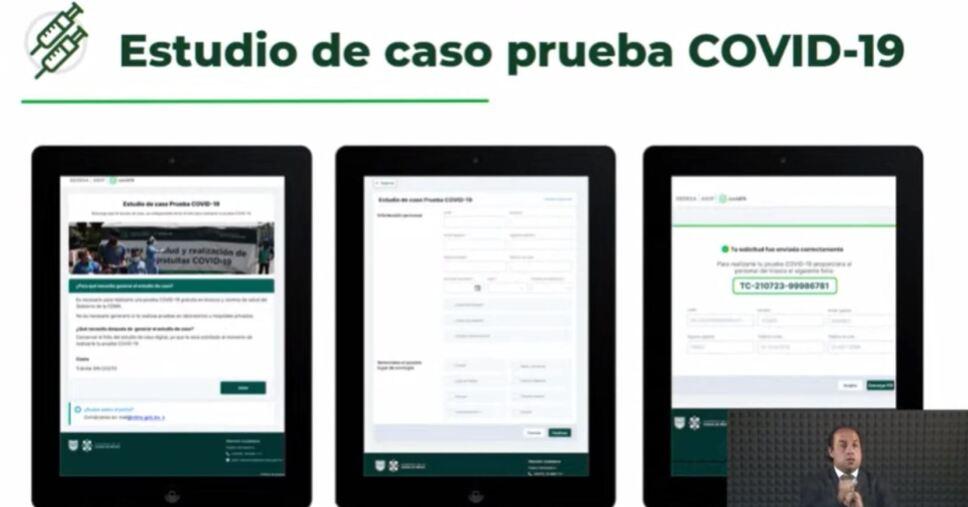 Macro quioscos COVID-19 en CDMX solicitarán registro en línea