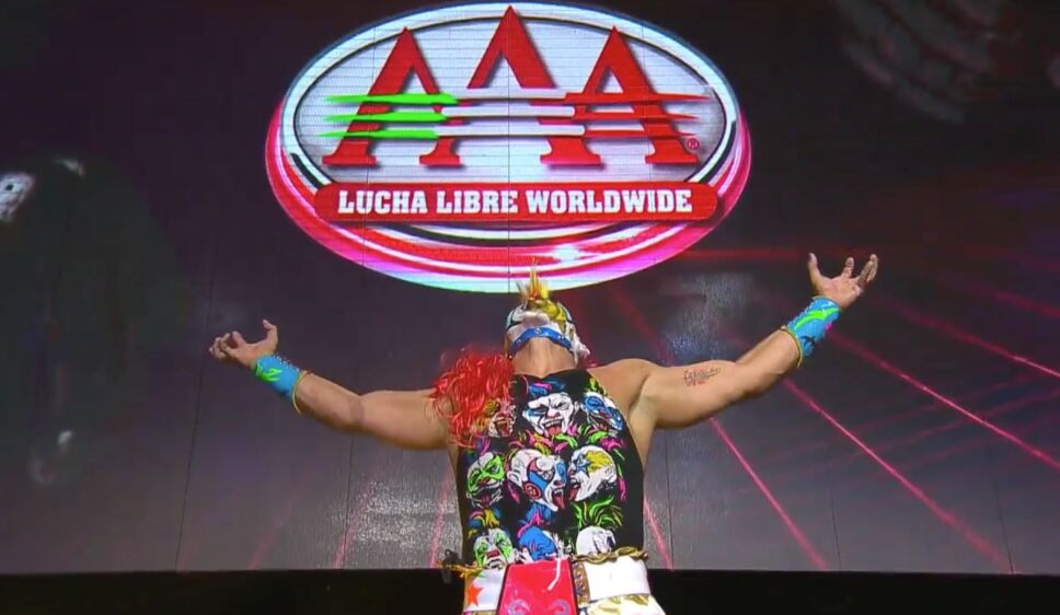 Lucha Fighter por Azteca Deportes y Lucha Azteca AAA
