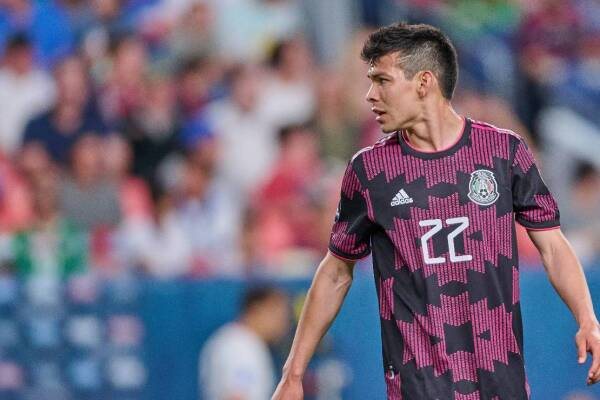 Hirving Lozano Selección mexicana