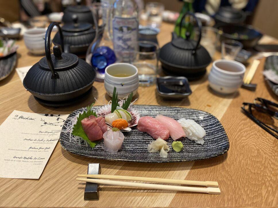Yoshimi, un imprescindible para los amantes de la gastronomía japonesa