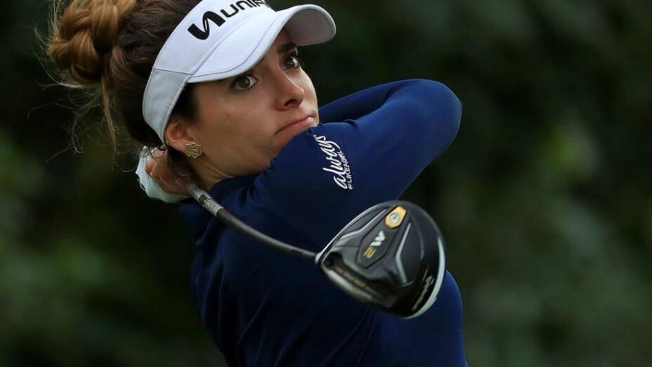 Gaby López se ubica en octavo lugar del World Women's Championship