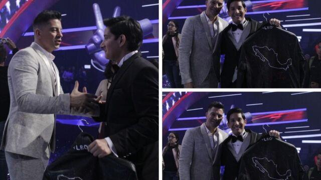 Yahir hizo muy buena amistad con Leo, y se notó desde el inicio de la competencia.
