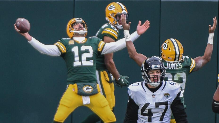 Aaron Rodgers compite por el Super Bowl