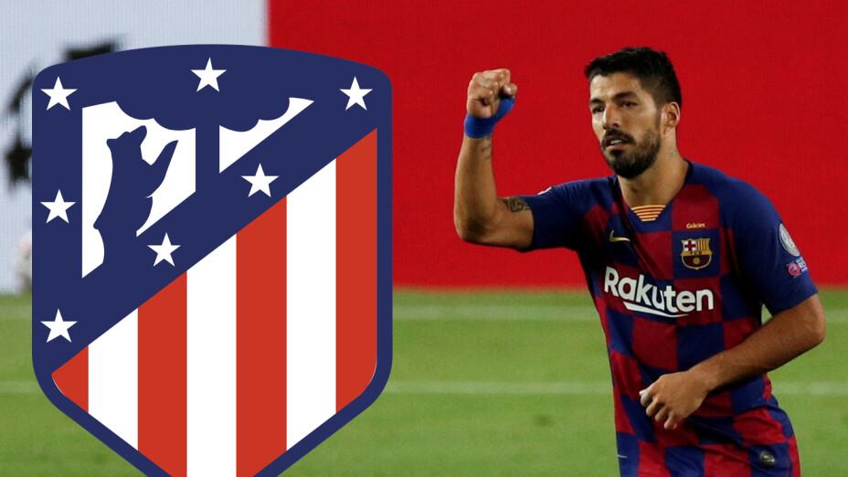 OFICIAL: Luis Suárez es del Atlético de Madrid