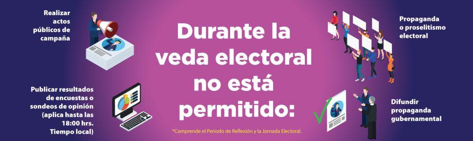 Elecciones México 2021 ¿Cuándo inicia y qué es la veda electoral?.jpg