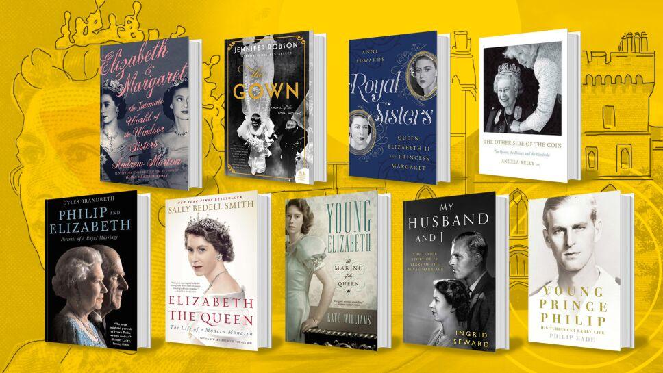 libros sobre la vida de la reina isabel ii