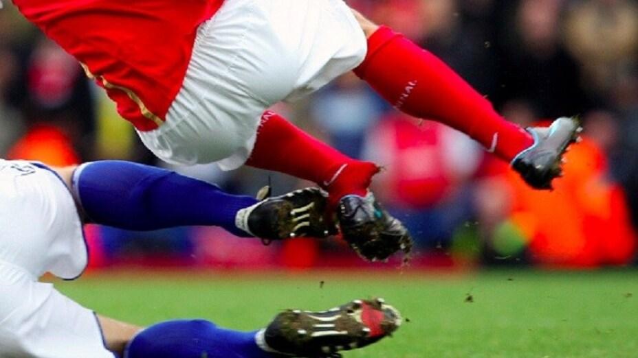 Las lesiones más graves en el futbol