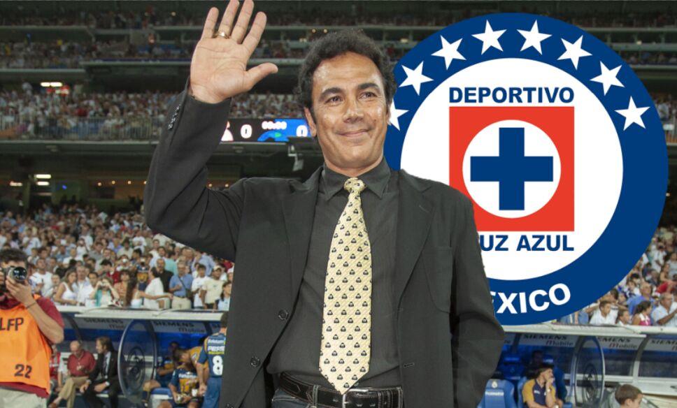 Hugo Sánchez será entrenador de Cruz Azul