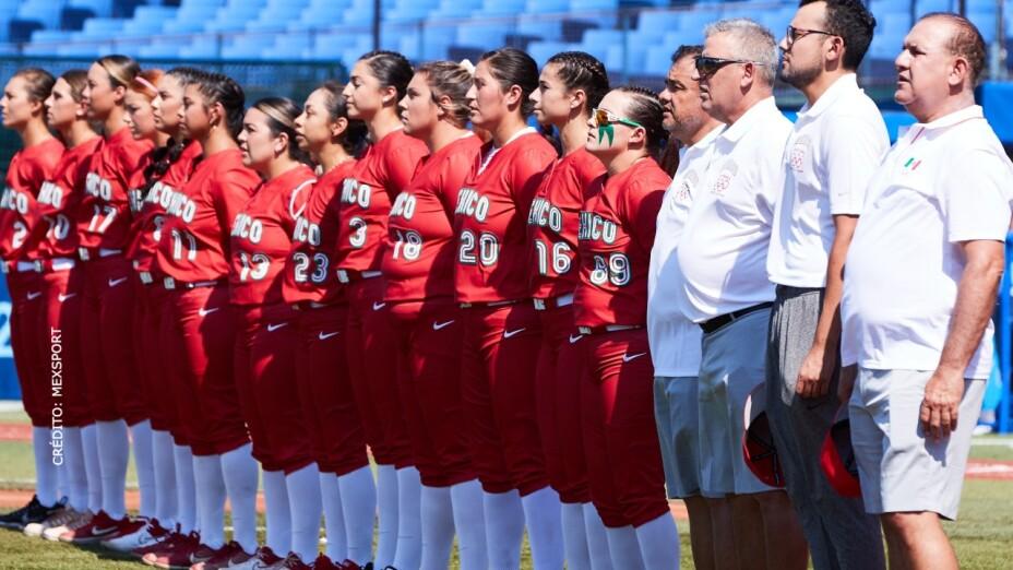 México pierde ante Estados Unidos Softbol Tokyo 2020