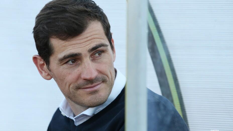 Iker Casillas al Real Madrid