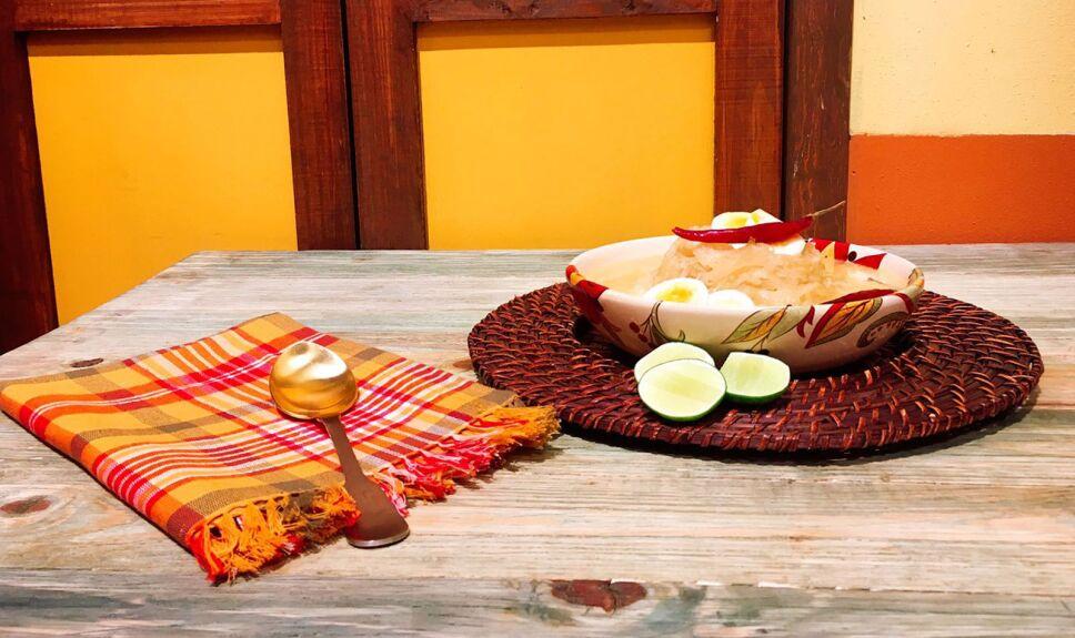 Receta La sopa de cebolla de la mamá de Aquiles Cocineros Mexicanos