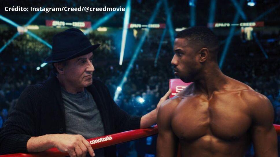 Rocky Balboa y Adonis Creed regresan a la tercera cinta