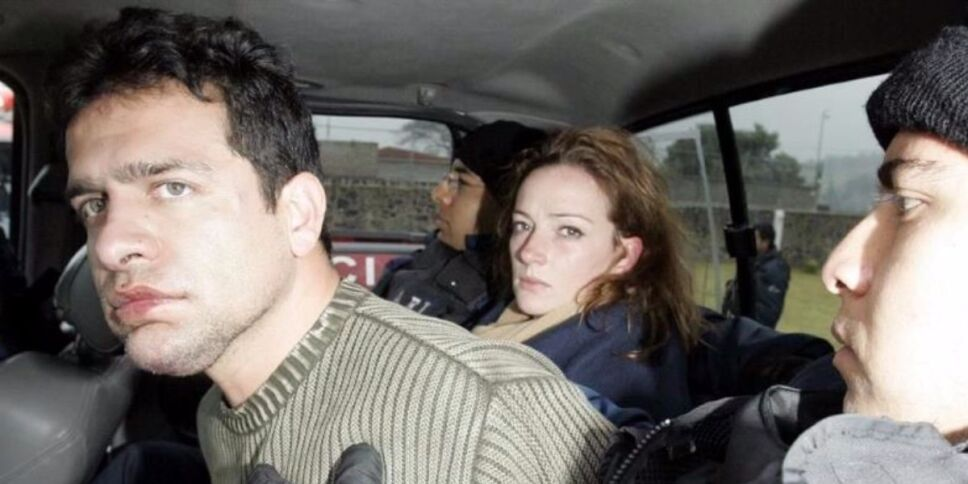 Quién es Israel Vallarta, detenido junto con Florence Cassez