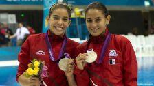 5 medallistas olímpicos mexicanos Londres 2012.jpg