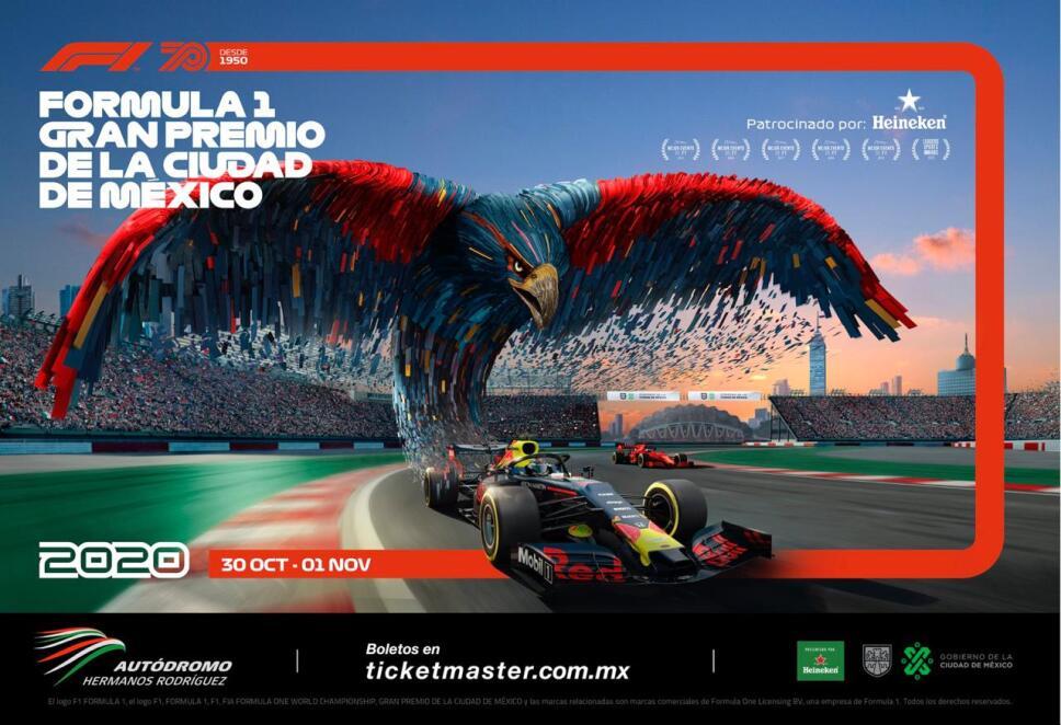 GP de México 2020