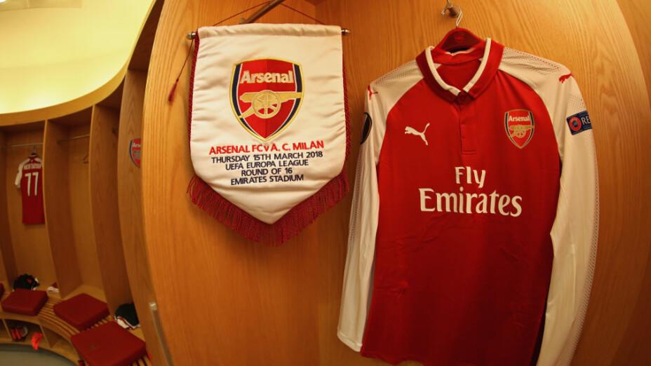 Vestidor del Arsenal