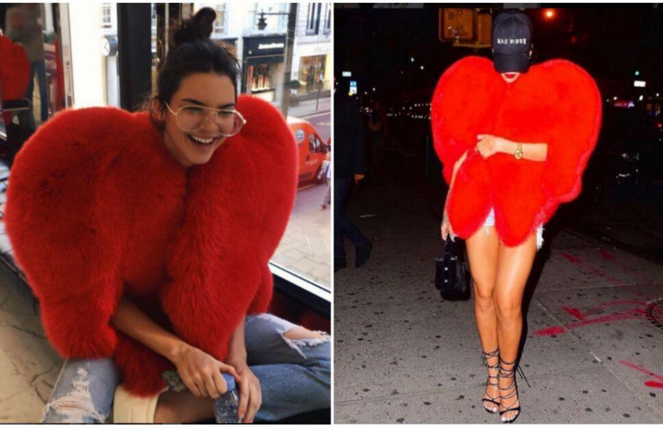 Foto: Instagram de Kendall Jenner y Rihanna