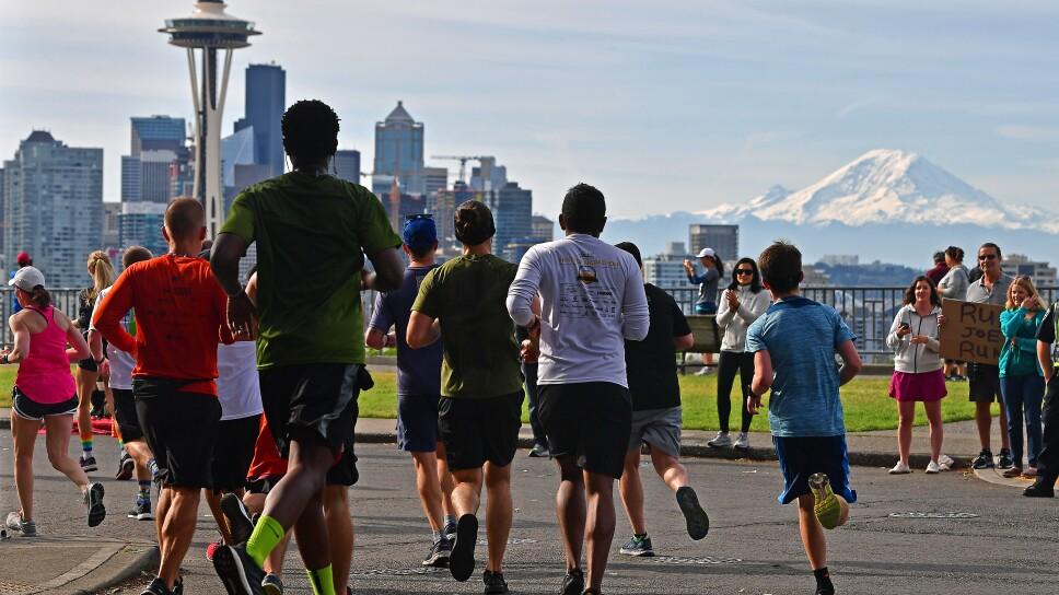 2019 Rock'n'Roll Seattle Marathon and 1/2 Marathon