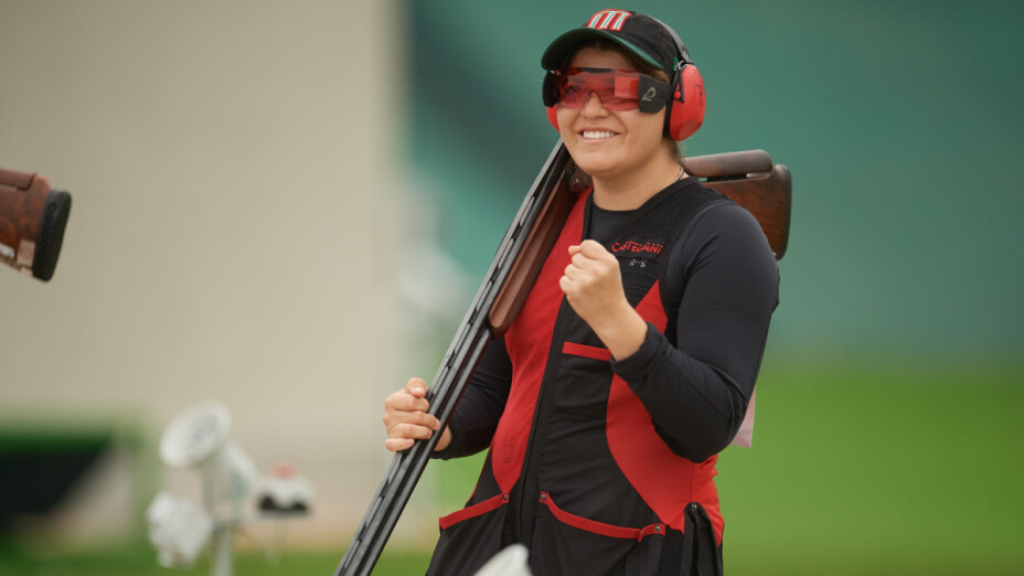 Alejandra Ramírez compite en tiro deportivo en Tokyo 2020.png