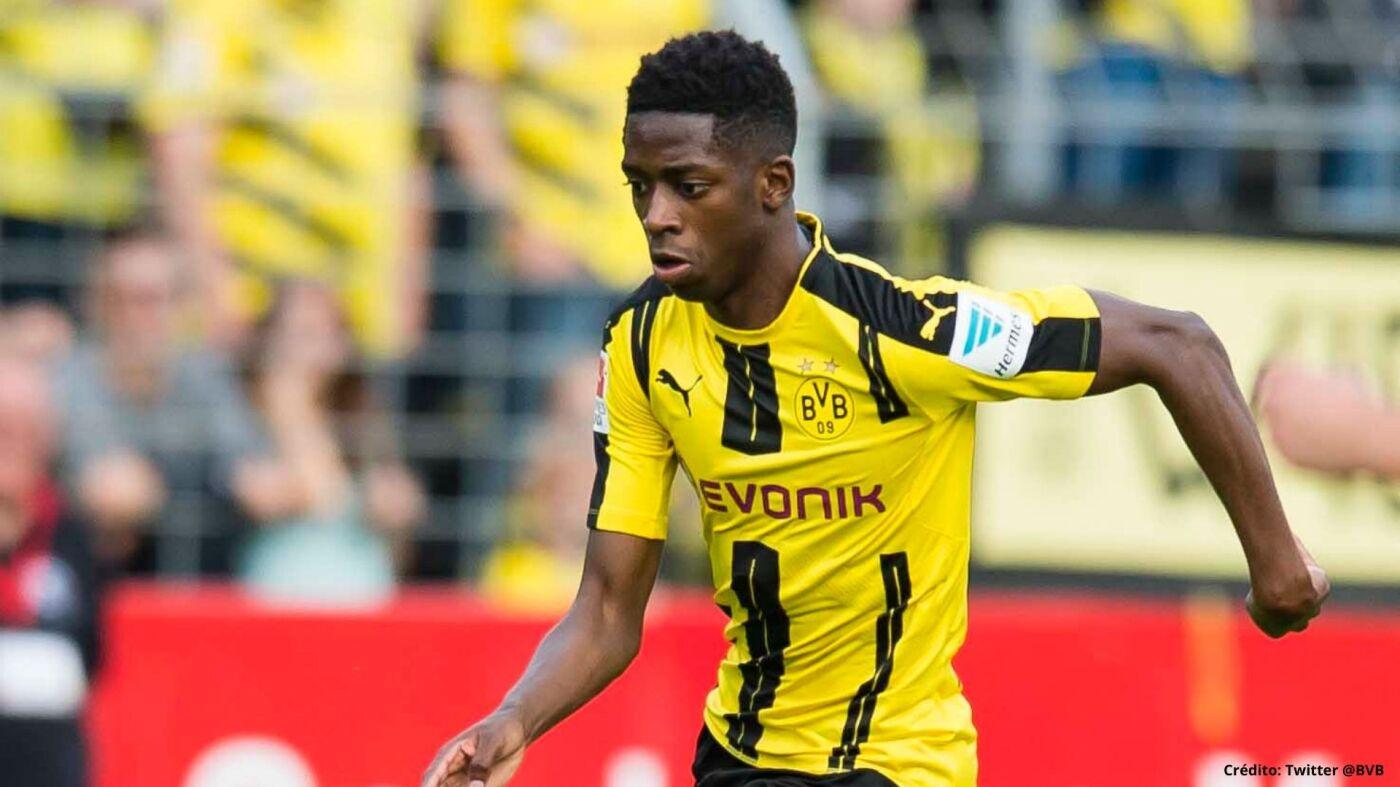 17 EX JUGADORES del Borussia Dortmund dembele.jpg