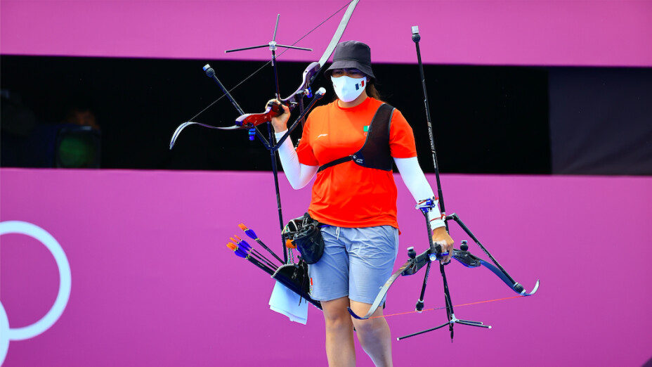 Alejandra Valencia tiro con arco Tokio 2020