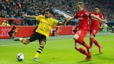 Leverkusen vs Dortmund