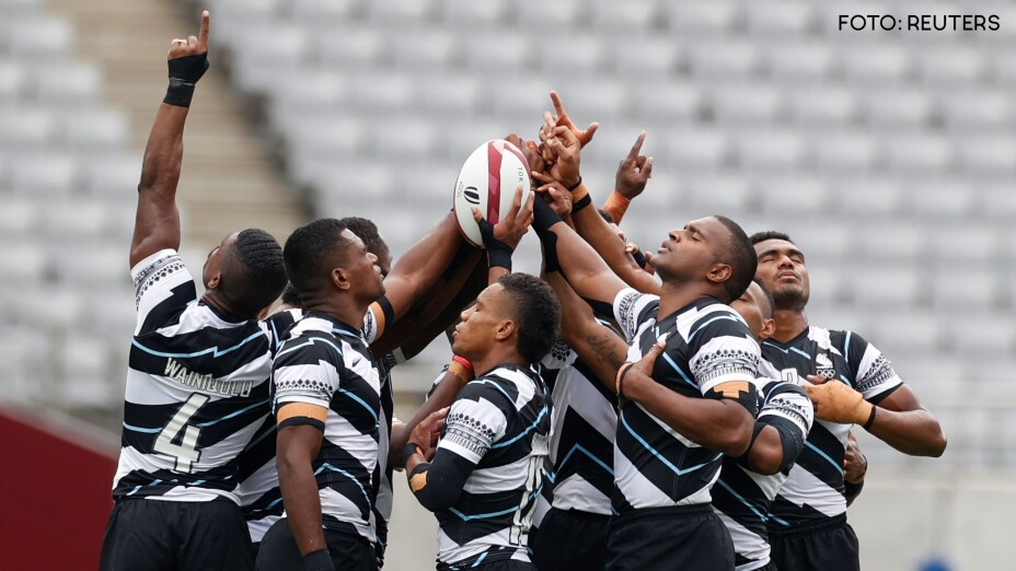 Fiyi se queda con el oro en Rugby 7 tras vencer a Nueva Zelanda