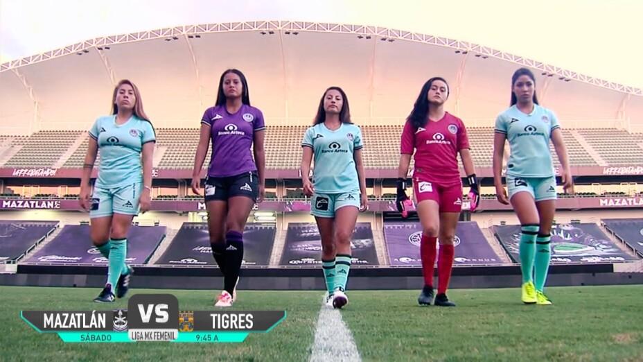 El futbol femenil llega a las plataformas digitales de Azteca Deportes