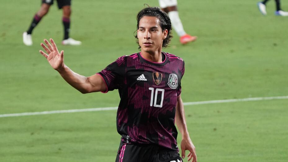 Lainez Selección Mexicana Tokyo 2020