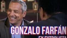 David Medrano con Gonzalo Farfán y Adrián Chávez