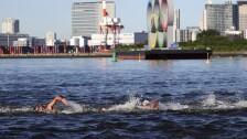 Natación aguas abiertas en Tokyo 2020