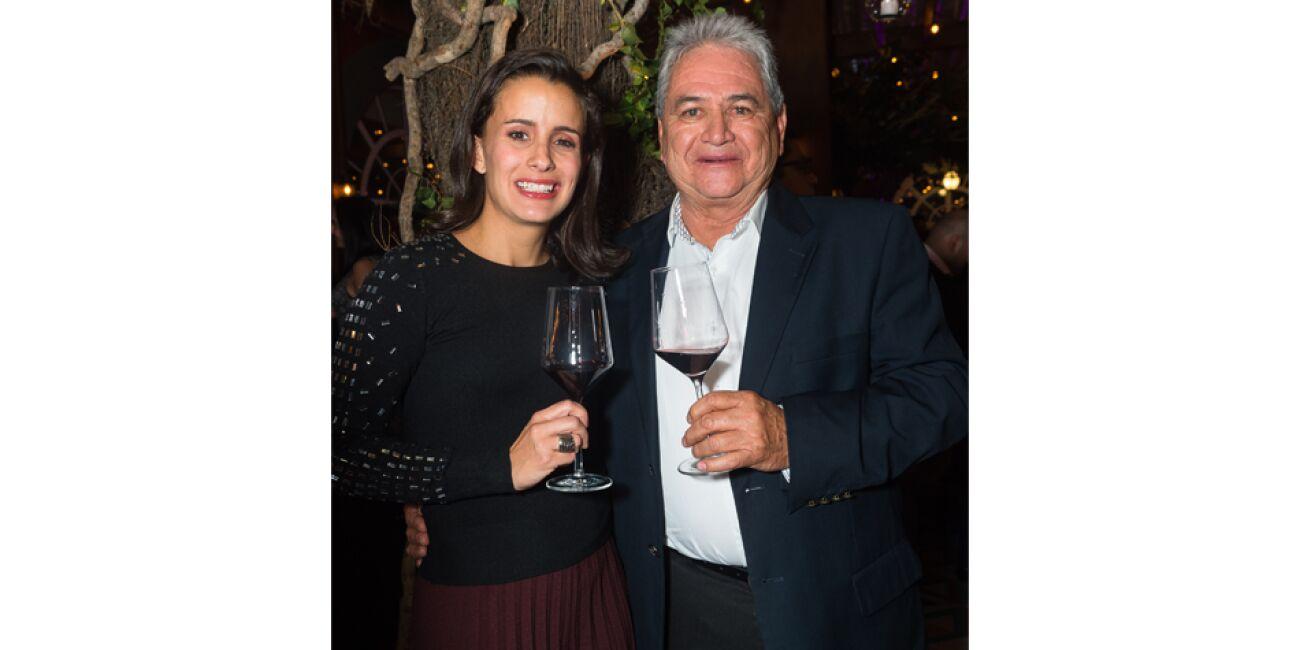 Blanca Bretón y Francisco Rodríguez