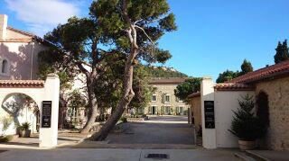 Chateau l Hospitalet Francia