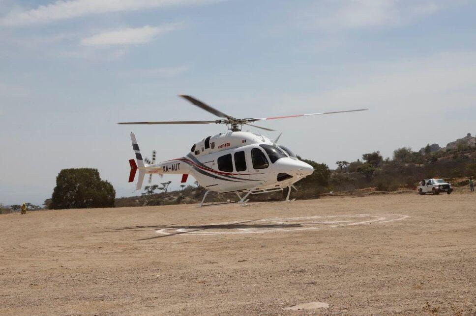 Incendios en Hidalgo se combaten por aire y tierra 2.jfif