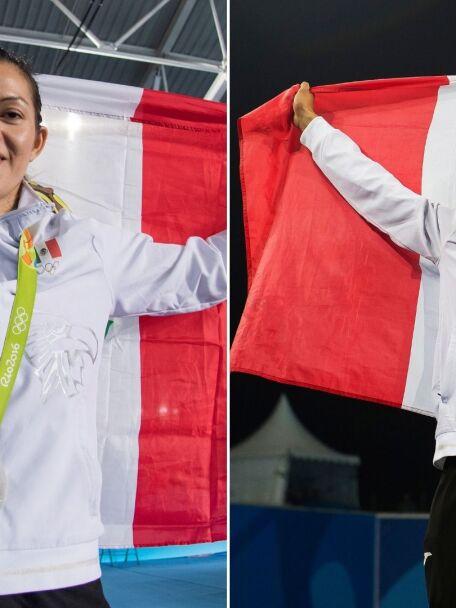22 medallistas mexicanos en Río 2016 Juegos Olímpicos.jpg