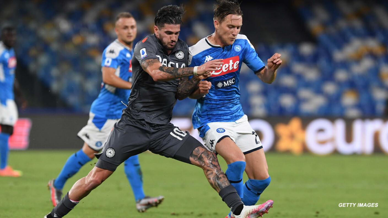 Galería: Napoli vs Udinese