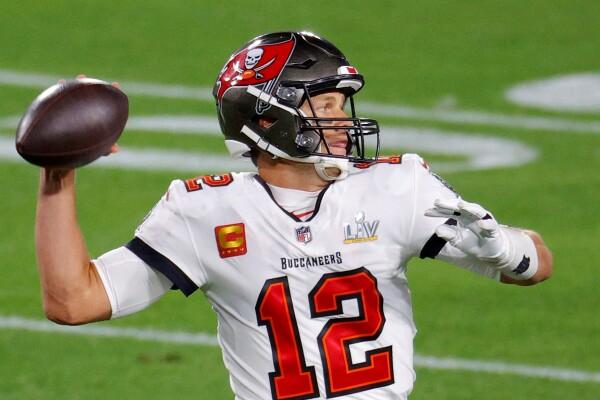 Tom Brady domina el Super Bowl LV