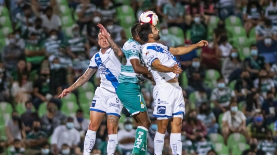 Santos vs Puebla