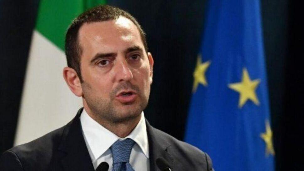 Ministro de deportes de Italia