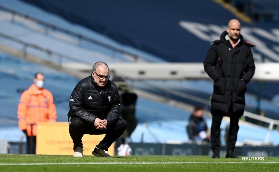 Manchester City vs Leeds
