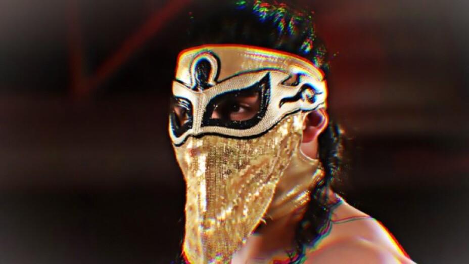 Luchador Bandido coronavirus