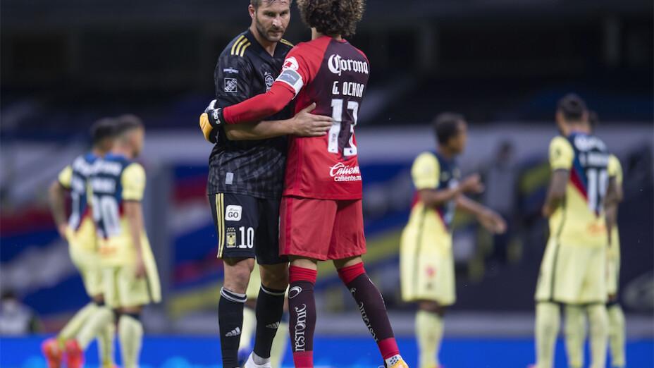 Ochoa vs Gignac