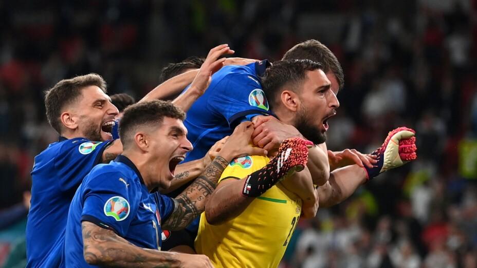 Selección de Italia