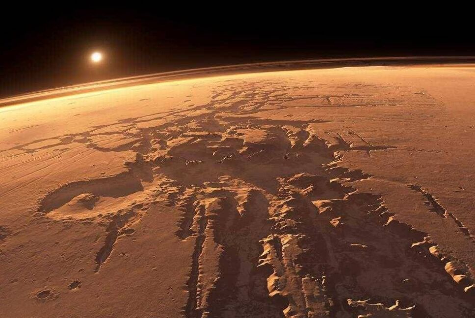 NASA, Marte, sales orgánicas