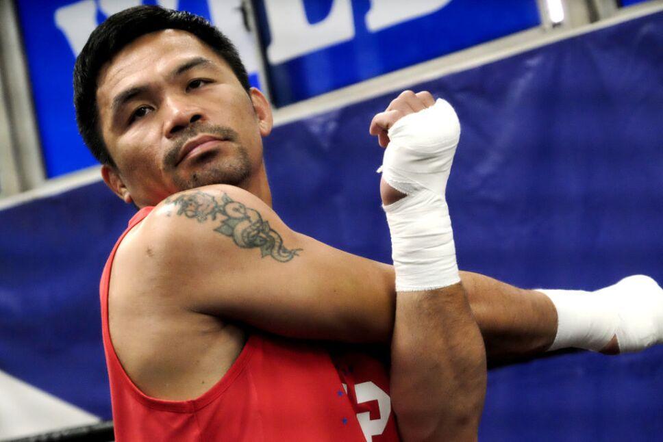 Manny Pacquiao vs Errol Spence Jr