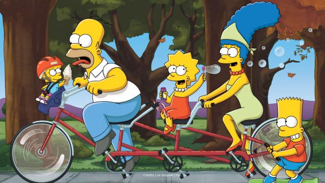 Los Simpson Azteca 7